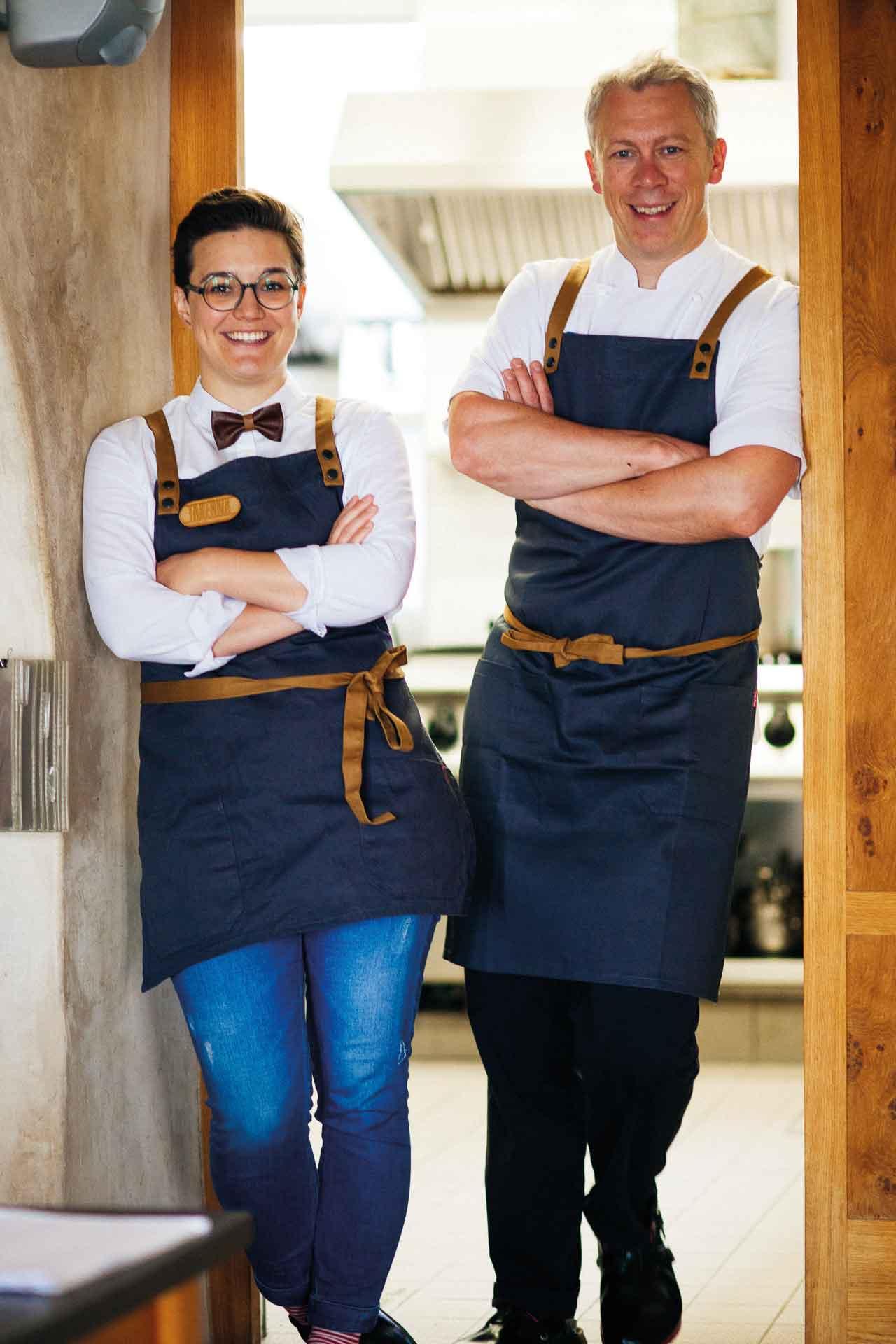 Tom & Catinka Birks, Inhaber